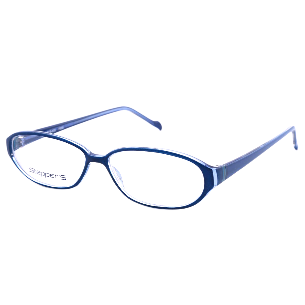 Steppers-STS-035 F550 -Shell-Blue-Eye-glass
