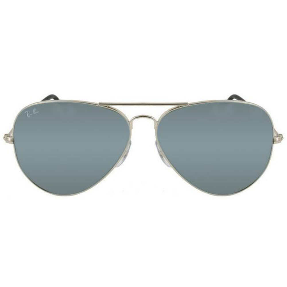 RB3025 W3277 Silver Mirror Sunglasses