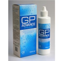 GP Advance Ultramoist 120 ml Advance Contact Lens solution